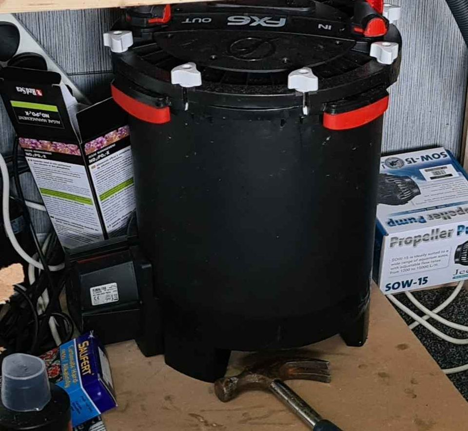 Fluval FX6 Filter With Quiet Operation
