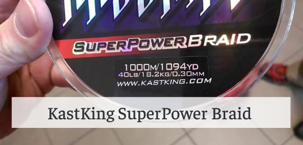 KastKing Braid SuperPower