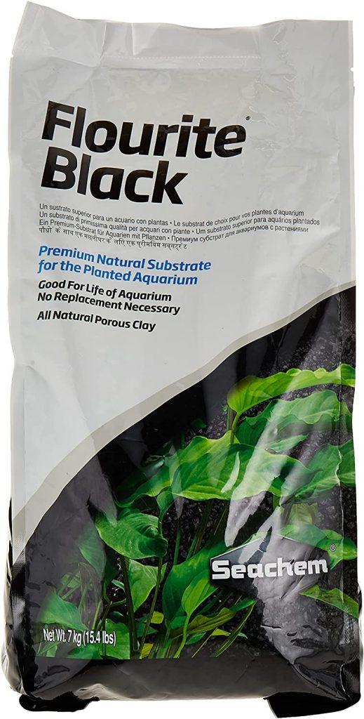 Seachem Flourite Black Clay Gravel