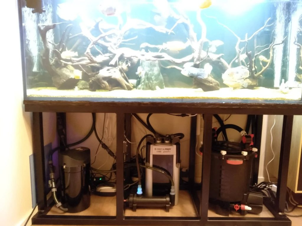 Smart Pumping System Of Fluval FX6 Canister Filter